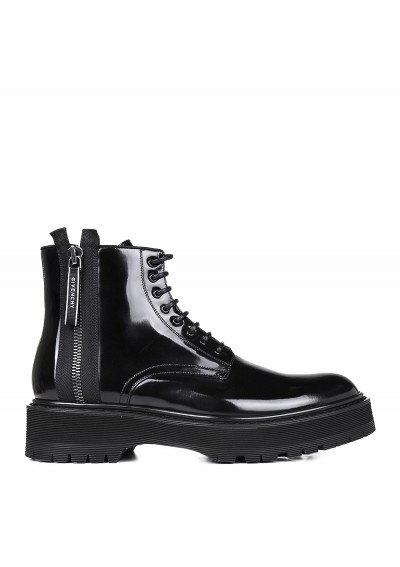 Givenchy Utility Boots.