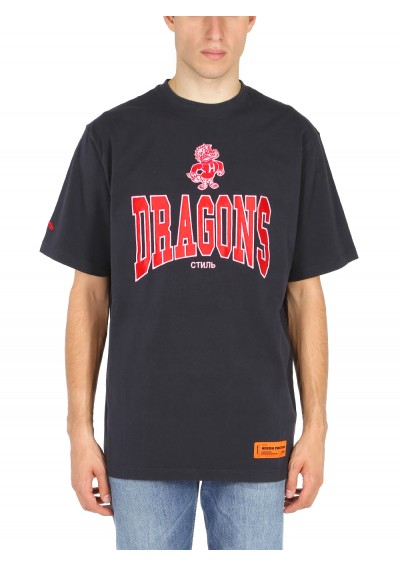 Heron Preston Dragons T-Shirt.