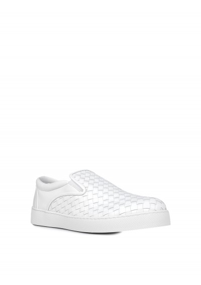 Bottega Veneta Slip On Sneakers.