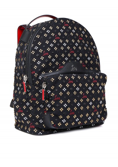Christian Louboutin Backloubi Backpack.