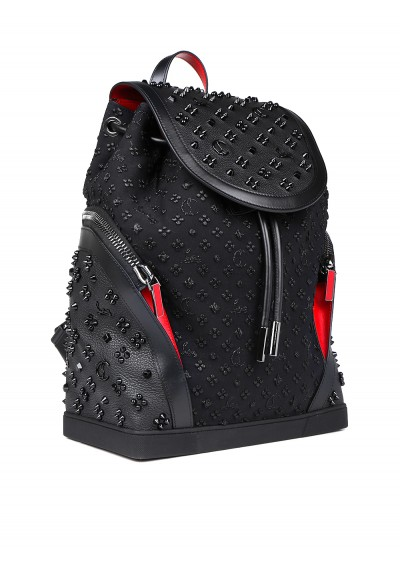 Christian Louboutin Explorafunk Backpack.