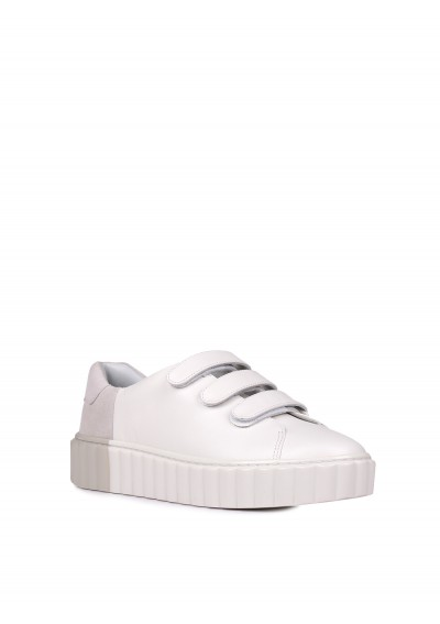 Tory Burch Sneakers Scallop Triplestrap.