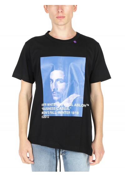 Bernini Spliced T-Shirt