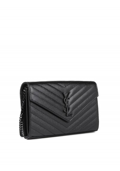 Monogram Chain Wallet