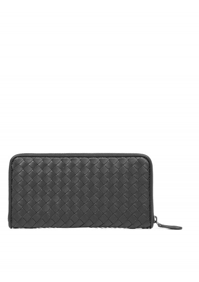 Nappa CrossBody Zip Wallet