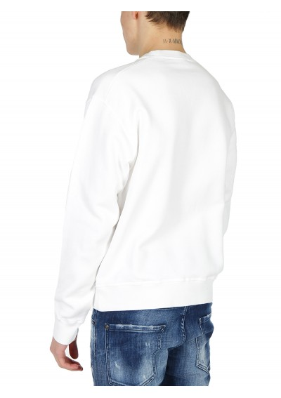 Les Hommes Golden Embroidery Hoodie