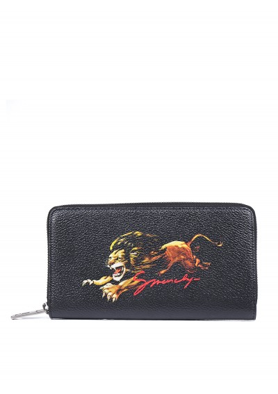 Long Zipped Wallet