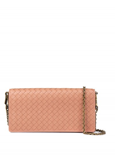 Bottega Veneta Chain Wallet.