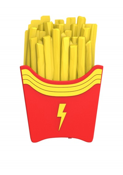 Fries Power Bank