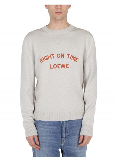Right on Time Sweater