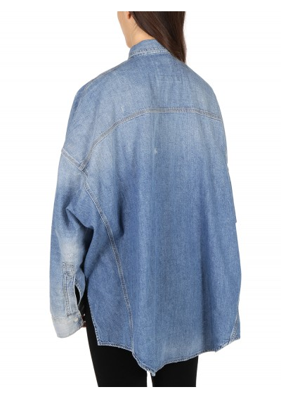 Denim Patti Shirt