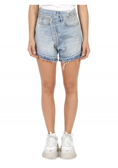 Crossover Short Jeans