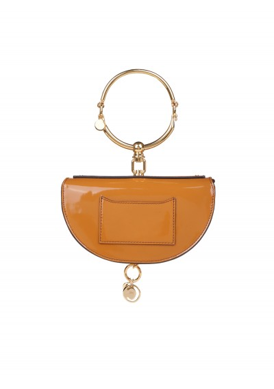 Anya Hindmarch Egg Zip-Top Pouch.