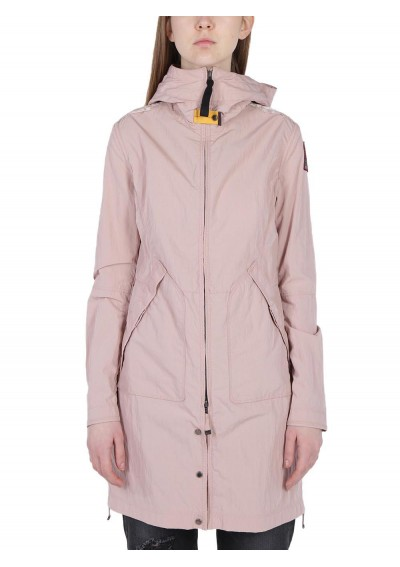 Long Bear Parka Coat
