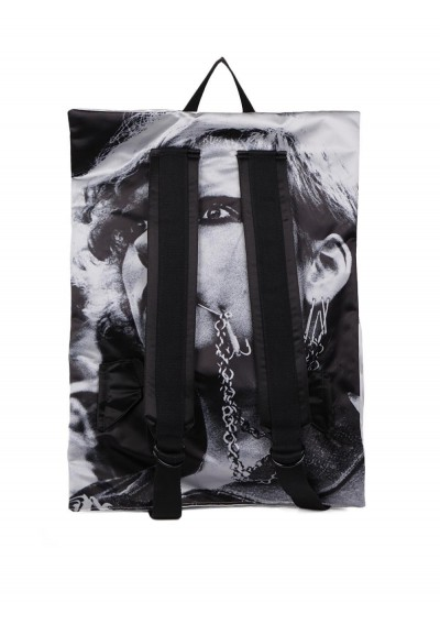 Raf Simons x Eastpak RS Poster Backpack