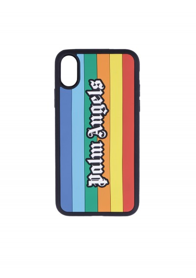 Cover IPhone X Arcobaleno