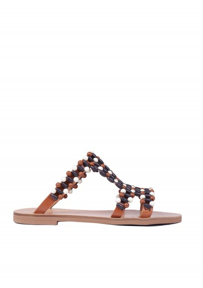 Choco Chips Sandals