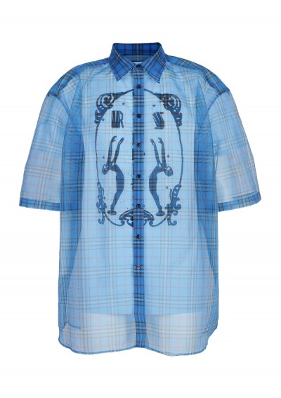 Short Sleeve Shirt with...