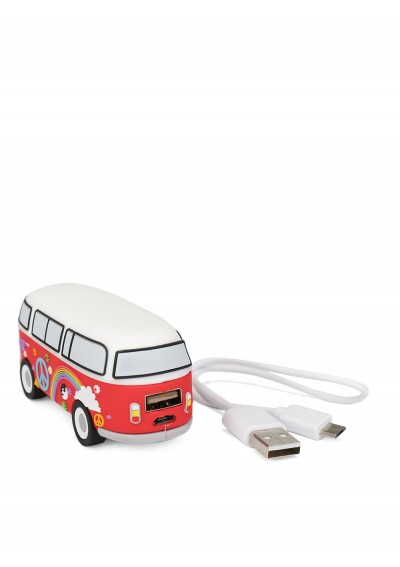 Power Bank Hippie Van