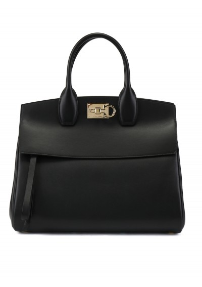 'The Studio' Leather Handbag