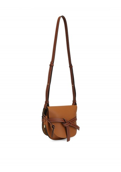 Gate Small Leather Shoulder Bag