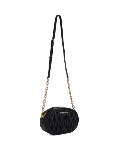 Miu Miu Bandoliera Shoulder Bag.