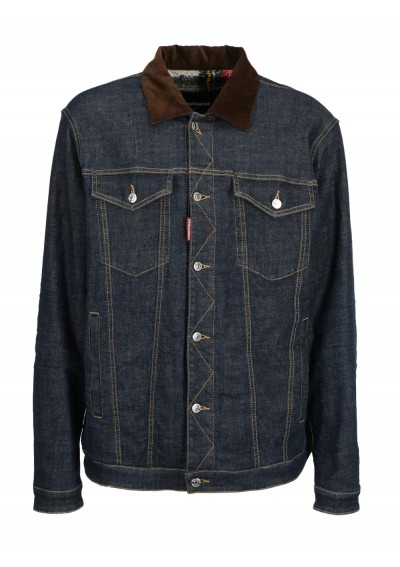 Caban Over Jeans Jacket