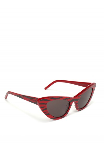 SL 213 Lily Tiger Sunglasses