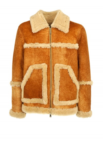 Shearling Kaban Jacket