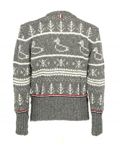 Duck Icon Sweater