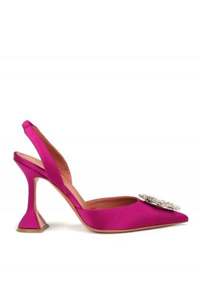 Begum Sling Back Pumps