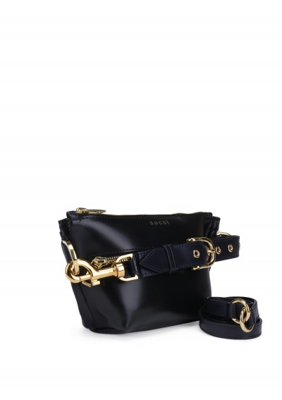 Trapezoid Pouch Bag
