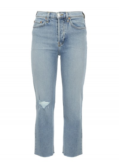 Jeans High Rise Stove