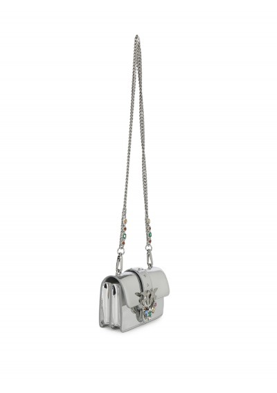 Love Mini Jeweled Shoulder Bag
