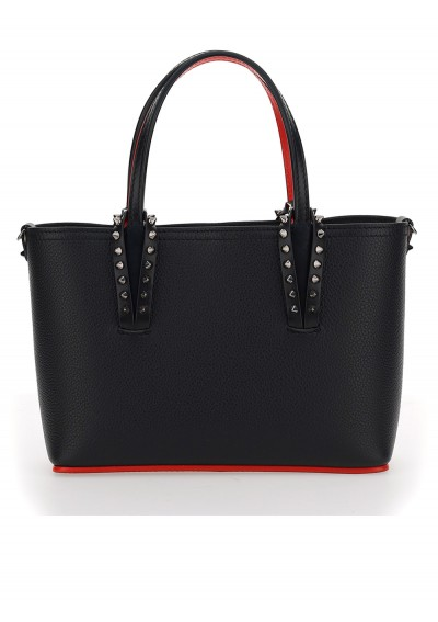 CHRISTIAN LOUBOUTIN CABATA SHOULDER BAG